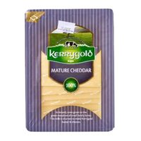 Kerry Gold Mature Cheddar Cheese Slices 150g