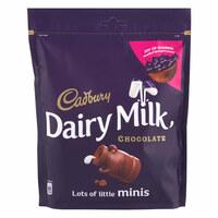 Cadbury Dairy Milk Minis Chocolate 192g