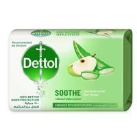 Dettol Soothe Antibacterial Bar Soap 120g