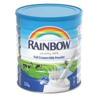 Rainbow Full Cream Milk Powder 2.5kg