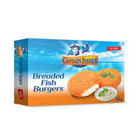 Captain Fisher Fish Burger 300GR