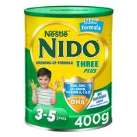 Nestle Nido Three Plus growing Up Milk Powder 400g