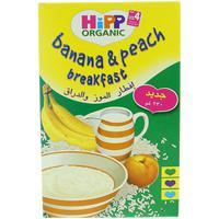 Hipp Organic Banana & Peach Breakfast 230g