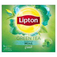 Lipton Green Tea Mint 100 Teabags