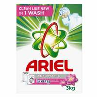Ariel Automatic Laundry Powder Detergent Touch of Freshness Downy Original 3kg