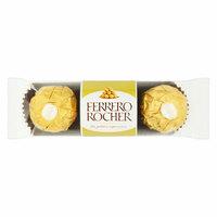Ferrero Rocher Chocolate Truffles 35g (3 Pieces)
