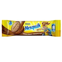 Nestle Nesquik Biscuit with Chococlate Cream 28g
