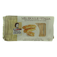 Matilde Vicenzi Butter Puff Pastry Sticks 125g