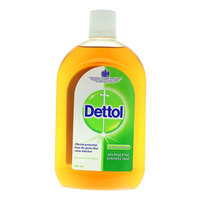 Dettol Anti-Bacterial Antiseptic Disinfectant 500ml