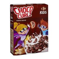 Carrefour kids chocolate cereals 375 g