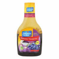 American Garden Balsamic Vinaigrette Dressing 473ml