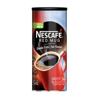 Nescafe Red Mug Instant Coffee Tin 475g