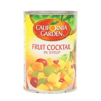California Garden Canned Fruit Cocktail In Syrup Ready-To-Eat 415g
