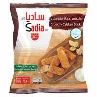 Sadia Crunchy Chicken Sticks 750g