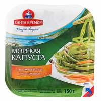 Santa Bremor Seaweed Carrots 150g