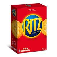 Buy Ritz Crackers Original 16 X 41 G Online Shop Food Cupboard On Carrefour Saudi Arabia