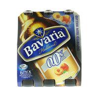 Bavaria Holland Peach Non Alcoholic Malt Drink 330ml x Pack of 6