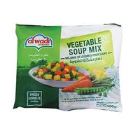 Al Wadi Al Akhdar Vegetable Soup Mix 400GR