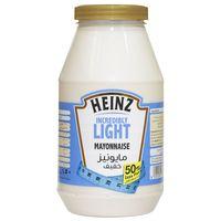 Heinz Incredibly Light Mayonnaise 940g