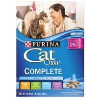 Purina Cat Chow Complete Dry Food 510g