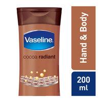Vaseline coco radiant body lotion 200 ml