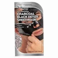 Montagne Jeunesse Charcoal Detox Sheet Mask