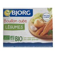 Bjorg Vegetable Broth Cubes 75g