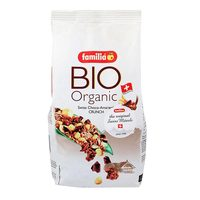 Familia Bio Organic Swiss Choco Amaranth Crunch Cereals 375g
