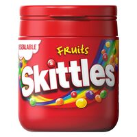 Skittles Fruit Flavour Candy 125g
