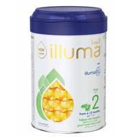 Wyeth Nutrition Illuma HMO Stage 2, 6-12 Months Formula for Babies Tin, 850g
