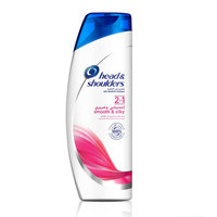 Head & shoulders 2in1 lively & silky anti-dandruff shampoo 200 ml