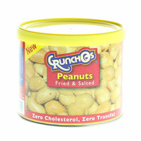 Crunchos Fried and Salted Peanuts 100g