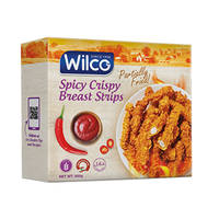 Wilco Chicken Crispy Hot 480GR