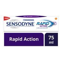 Sensodyne toothpaste rapid action original 75 ml