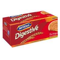 McVities Digestive Biscuit 400g x Pack of 2 with Chocolate Biscuit 200g