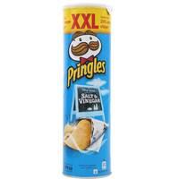 Pringles Salt And Vinegar Snacks 200g