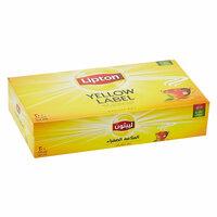 Lipton Yellow Label Black Tea 2g x Pack of 200