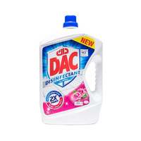 Dac Disinfectant Rose Flavor Cleaner 3L