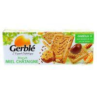 Gerble Omega3 Honey Chestnut Biscuit 200g