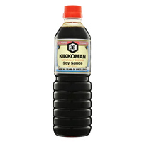 Kikkoman Natural Brewed Soy Sauce 600ml