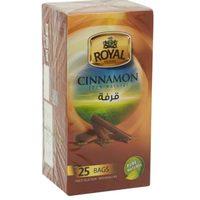 Royal Herbs Cinnamon Tea 25 Tea Bags