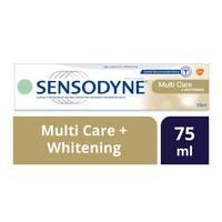Sensodyne multi care plus whitening toothpaste 75 ml