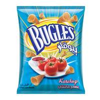 Bugles Corn Snack Ketchup Flavor 125 g