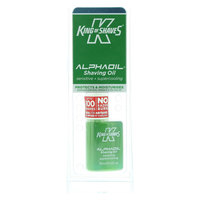 King of Shaves Alphaoil Shaving Oil 15ml