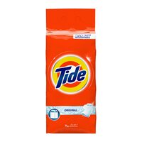 Tide detergent powder high foam original scent 7 Kg