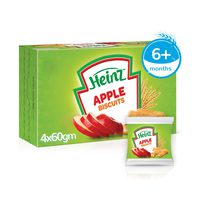 Heinz Apple Biscuits 240g