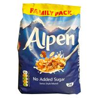 Alpen No Added Sugar Muesli (1.1kg).