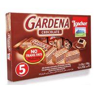 Loacker Gardena Chocolate Wafers 38g x Pack of 5