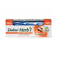 Dabur Toothpaste Herbal Clove 150GR