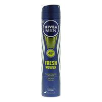Nivea Men 48 Hour Fresh Power Musk Scent Deodorant 200 ml